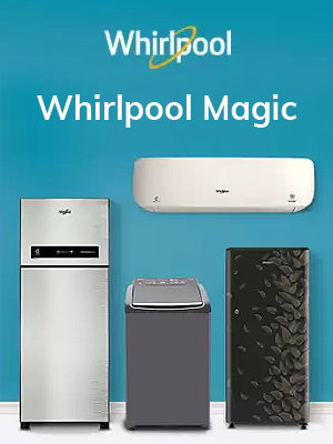 Whirlpool Magic at Your Home