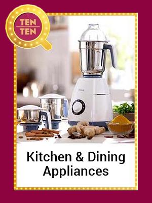 The Ten-Ten Sale: Kitchen & Small Appliances