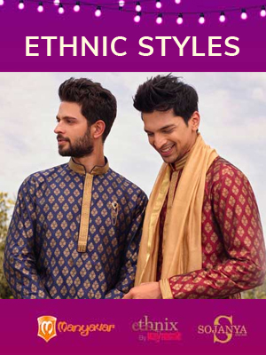Ethnic Styles Starting At Rs.499