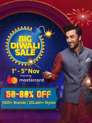 Big Diwali Fashion Sale