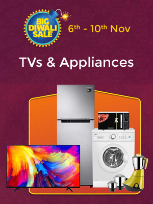 Festive Dhamaka Surprise: TVs and Appliances