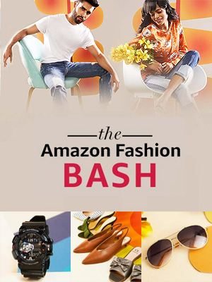 Amazon Fashion Bash