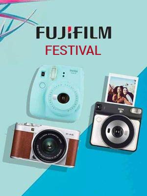 Fujifilm Festival: Up To 40% Off