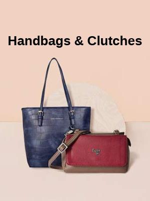 Handbags, Purses & Clutches