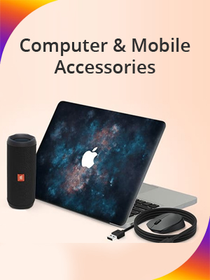 Computer & Mobile Accessories Starting Rs.59