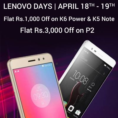 Lenovo Days Sale is LIVE NOW