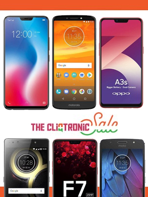 The CLiQtronic Freedom Sale