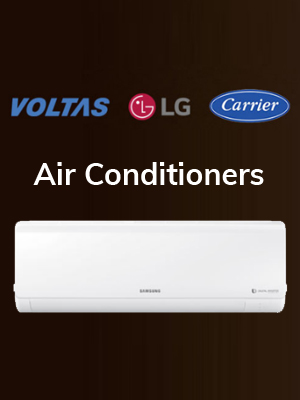 Quick cooling at low prices: Air Conditioner