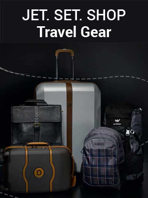 Travel Gear Up To 80% Off