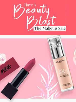Have A Beauty Blast: The Makeup Sale