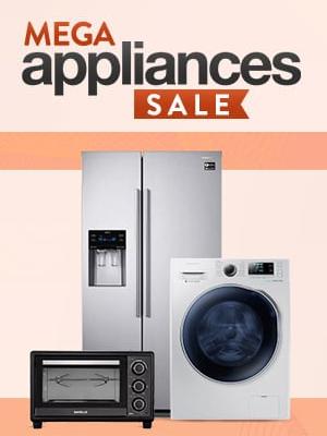 Mega Appliances Sale
