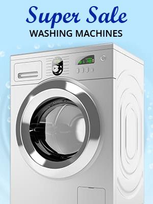 Super Sale: Washing Machine