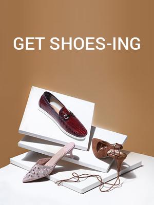 Get Shoes-Ing