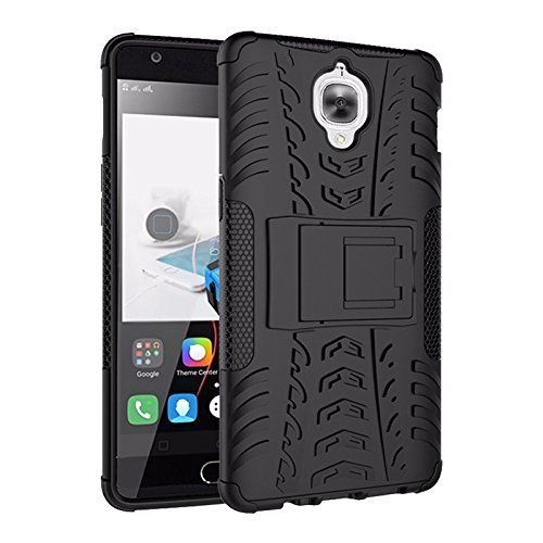 CaseMania Defender Shockproof Hybrid Armour back case cover for Oneplus 3