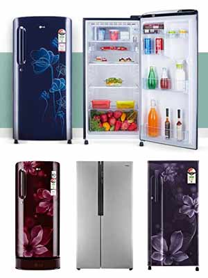 Refrigerators: Up to 25% off