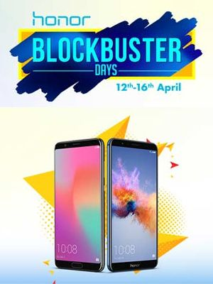 Honor Blockbuster Days