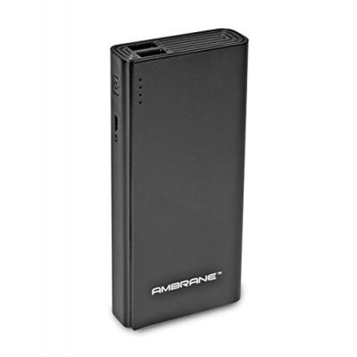 Ambrane P-1333 13000mAH Power Bank (Black)