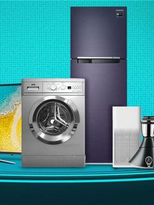 Huge Off on TVs   Appliances   More