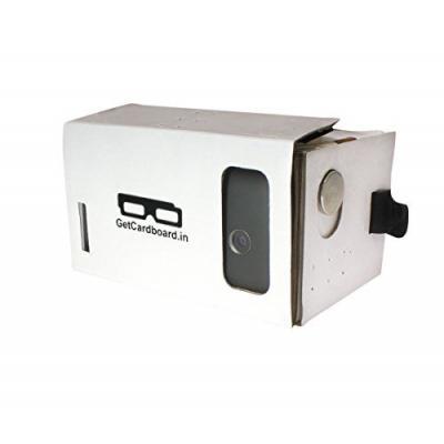 GetCardboard DIY Virtual Reality Kit