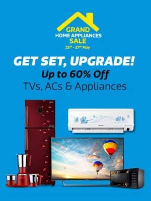 Grand Home Appliances Sale 2018