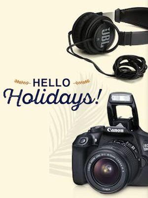 Amazing Cashback | Cameras | Laptops | More