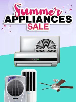 Summer Appliances Sale