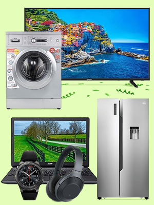 Electronis & Appliances On Prime Day Sale