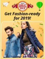 Amazon Great Indian Fashion Sale