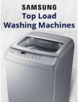 Samsung Top Loading Washing Machine
