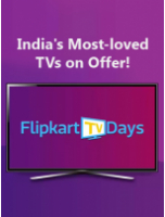 India's Most Loved TVs on Offer!