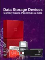 Data Storage Devices