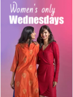 Womens Only Wednesdays