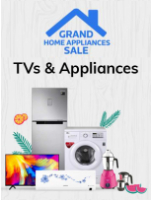 TVs & Home Appliances: Up To 65% Off