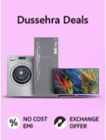 Dussehra deals | TVs & appliances