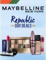 Republic Day Deals: Maybelline New York