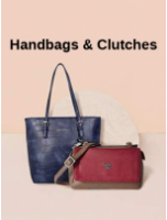 Handbags, Purses & Clutches