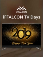 iFFALCON Smart TV Days