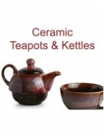 Ceramic Teapots & Kettles