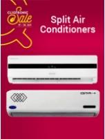 Cliqtronic Sale: Split Air Conditioners