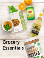 Up to 30% off : Grocery essentials