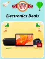 Amazon Great Indian Electronics Sale
