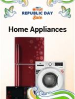 Republic Day Sale : Small & Large Appliances