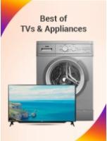 The Best Of TVs & Appliances