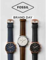 Fossil Brand Day: Up To 40% Off