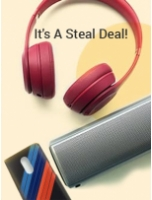 It's A Steal Deal!