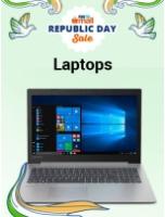 Republic Day Sale : Thin & Light Laptops