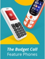 The Budget Call Feature Phones