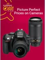 Cliqtronic Sale: DSLRs Camera & More