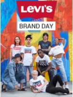 Levi's Brand Day: Up To 50% Off