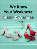 50-70% Off On Heels & Wedges